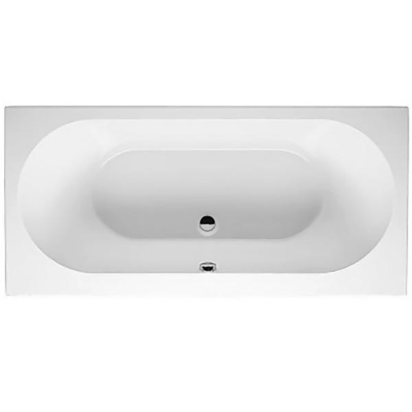 цена Акриловая ванна Riho Carolina 190x80 без гидромассажа в интернет-магазинах