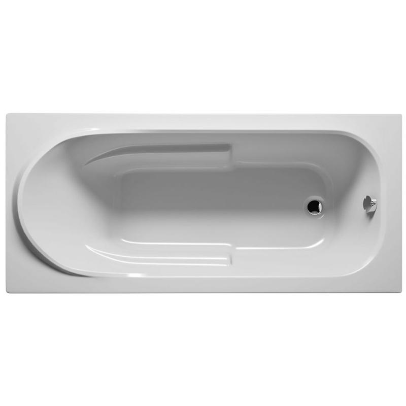 Акриловая ванна Riho Columbia 160x75 без гидромассажа