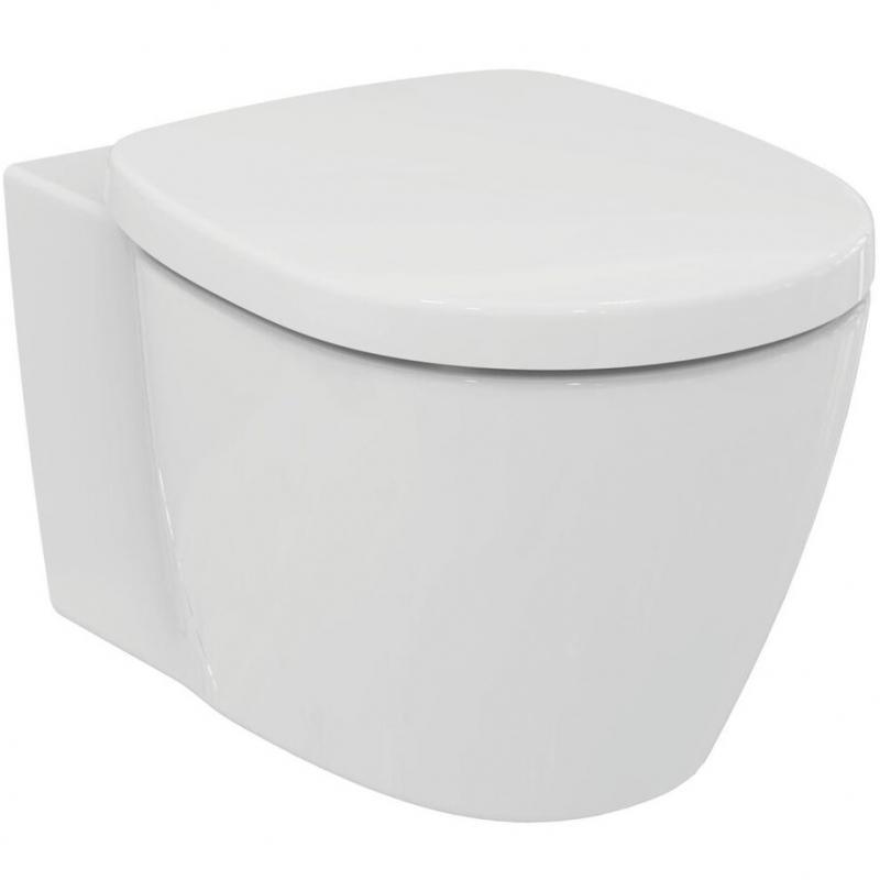 Унитаз Ideal Standard Connect E771801 подвесной без сиденья