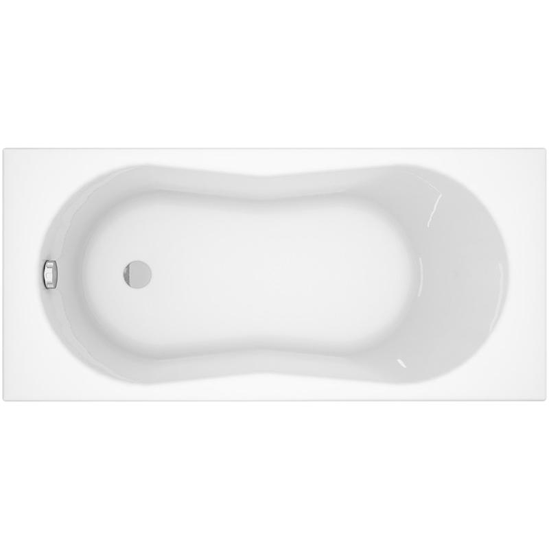 цена на Акриловая ванна Cersanit Nike 170x70 без гидромассажа