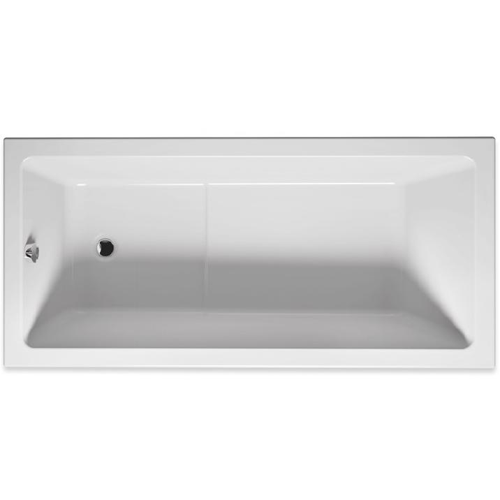 Акриловая ванна Riho Lusso Plus 170x80 без гидромассажа акриловая ванна riho lusso plus 170x80 без гидромассажа ba1200500000000