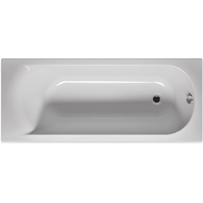 Miami 170x70 без гидромассажаВанны<br>Акриловая ванна Riho Miami 170 x 70 белая. Отлично подойдет для современных ванных комнат.<br><br>Изготовлена из акрилового листа Lucite (PMMA – полиметилметакрилат) толщиной 0.5 см. Это гладкий и теплый на ощупь материал, он не впитывает грязь и прост в уходе.<br><br>Ванна армирована стекловолокном с примесью полиэстра. Дно усилено ламинированным листом ДСП, что придает конструкции большую прочность и устойчивость.<br><br>Размер: 170 х 70 х 39.5 см.<br><br>Объем: 185 л.<br><br>В комплекте поставки:<br><br>чаша ванны<br>