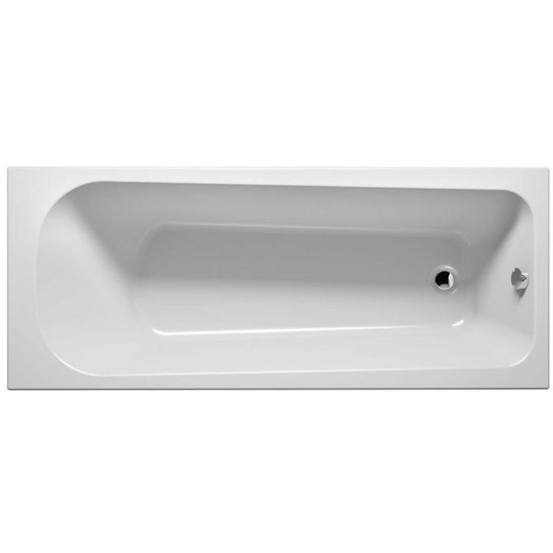 Фото - Акриловая ванна Riho Orion 170x70 без гидромассажа акриловая ванна riho miami 170x70 без гидромассажа bb6200500000000