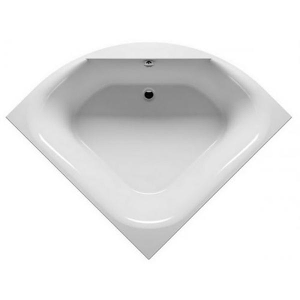 Фото - Акриловая ванна Riho Atlanta 140x140 без гидромассажа акриловая ванна riho neo 140x140 без гидромассажа bc3400500000000