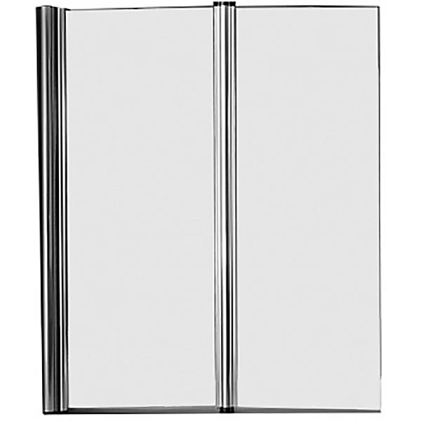 Sole TP 102 ХромДушевые ограждения<br>Шторка на ванну Kolpa San Sole TP 102.<br>С двумя складными распашными частями.<br>Распахивается внутрь и наружу.<br>Размер: 102x140 см.<br>Алюминиевый профиль, закаленное прозрачное стекло толщиной 6 мм.<br>Двухлепестковый уплотнитель обеспечивает герметичность.<br>