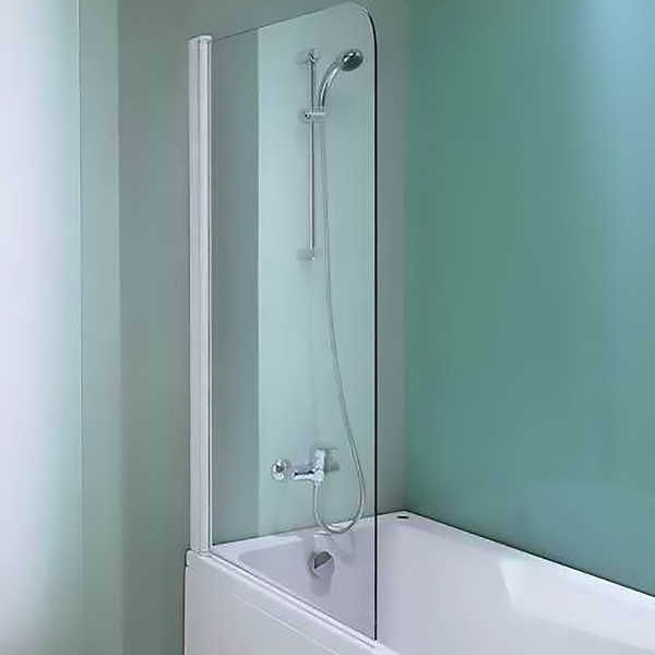 Фото - Шторка для ванны Kolpa San Sole TP 75 Хром шторка для ванны kolpa san terra tp 85 профиль хром стекло прозрачное