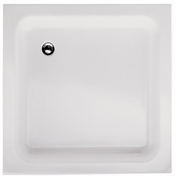 Pearl 80x80x24 БелыйДушевые поддоны<br>Поддон для душа Kolpa San Pearl 80x80.<br>Легкосъемная панель для простого доступа к сифону.<br>Изготовлен из санитарного акрила - гладкого и теплого на ощупь материала. Прочен, неприхотлив в уходе.<br>Размер: 80x80x24 см. Глубина: 12 см.<br>Монтаж: на пол.<br>В комплекте поставки: душевой поддон, панель. Поставляется в собранном виде.<br>
