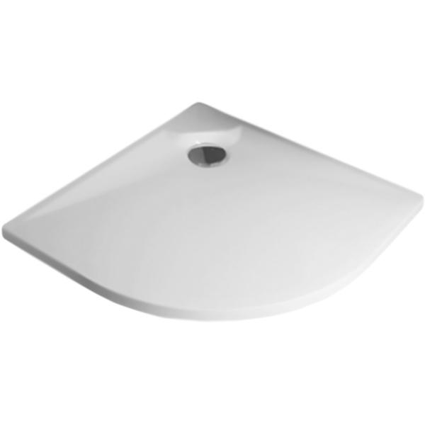 Solo 100x100x17 БелыйДушевые поддоны<br>Поддон для душа Kolpa San Solo 100x100x16,5.<br>Изготовлен из литьевого мрамора - гладкого и теплого на ощупь материала. Прочен, неприхотлив в уходе.<br>Размер: 100x100x16,5 см. Глубина: 5 см.<br>Монтаж: на пол или встраиваемый.<br>В комплекте поставки: душевой поддон.<br>