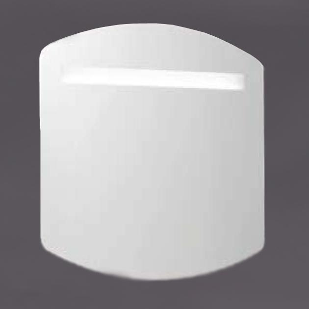 IMAN OGI 80 БелоеМебель для ванной<br>Зеркало Kolpa San IMAN OGI 80.<br>Размер: 80x80 см.<br>LED-подсветка, IR – 36W.<br>Подсветка экономичнее на 20%.<br>Электрические компоненты абсолютно безопасны.<br>Безупречное качество, подтвержденное европейским сертификатом.<br>