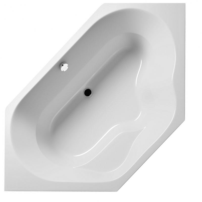 Акриловая ванна Riho Winnipeg 204x110 без гидромассажа riho winnipeg
