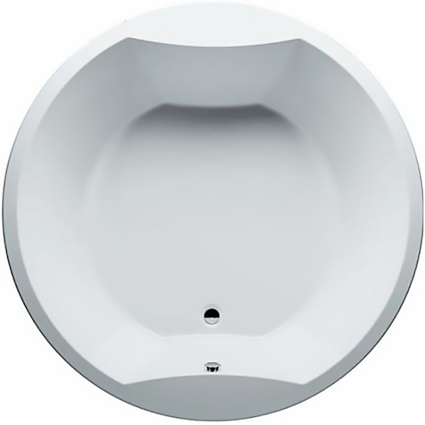 цена на Акриловая ванна Riho Colorado 180x180 без гидромассажа