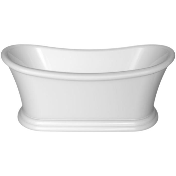 цена на Акриловая ванна BelBagno BB09 170x74 Белая