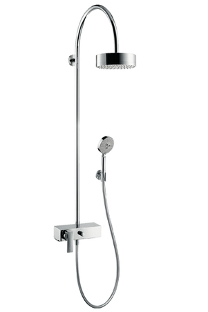 Душевая система Axor Citterio 39620000 - фото