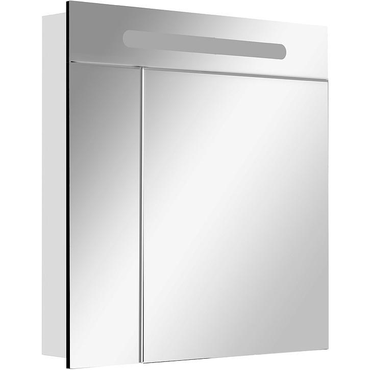 Зеркальный шкаф Roca Victoria Nord 80 ZRU9000033 с подсветкой Белый