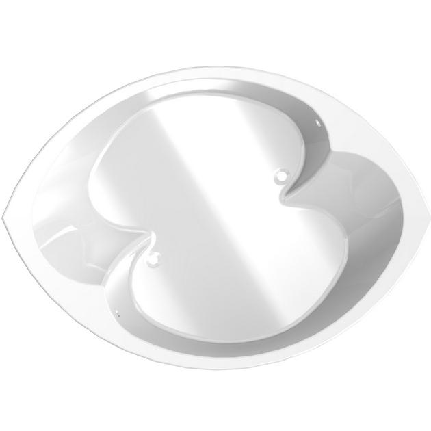 Акриловая ванна Astra Form Афродита 234x165 без гидромассажа в цвете Ral