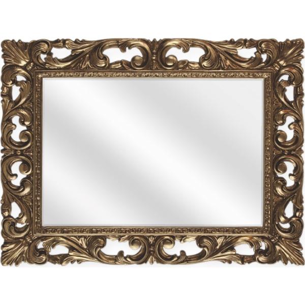 Зеркало Migliore CDB 75x95 ML.COM-70.502 Золото сусальное