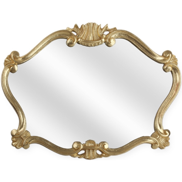 Зеркало Migliore CDB 92 ML.COM-70.714 Золото сусальное