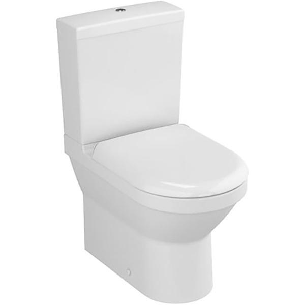 S 50 9798B003-1165 БелыйУнитазы<br>Унитаз напольный Vitra S 50 9798B003-1165 из сантехнического фарфора. В комплекте: унитаз, бачок, сиденье-микролифт. Цвет белый.<br>