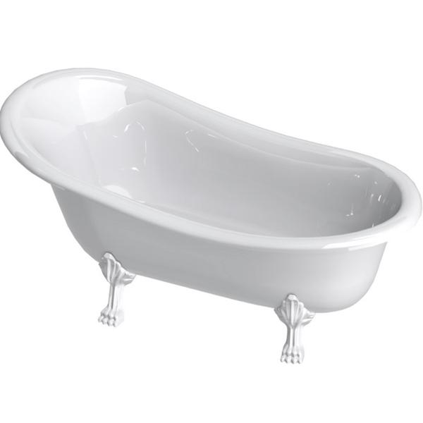 Ванна из литьевого мрамора Astra Form Роксбург 170х78 без гидромассажа в цвете Ral ванна из литьевого мрамора astra form прима 185х90 без гидромассажа в цвете ral