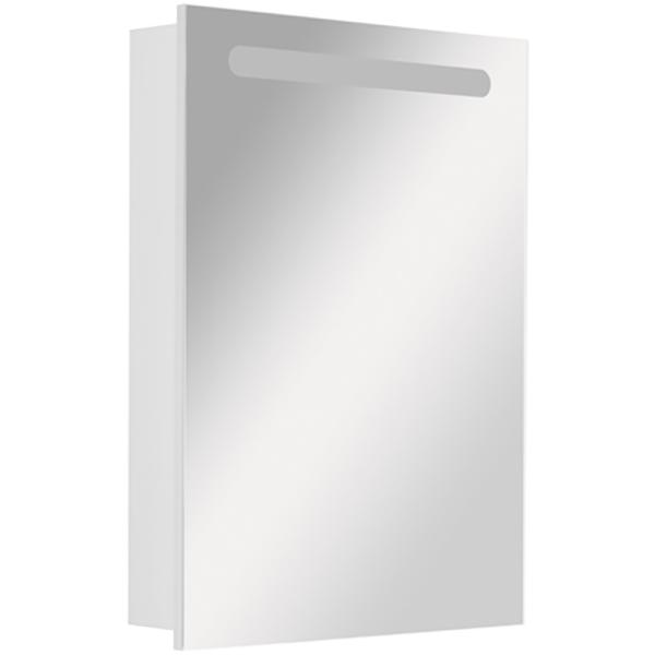 Зеркальный шкаф Roca Victoria Nord 60 L ZRU9000029 с подсветкой Белый