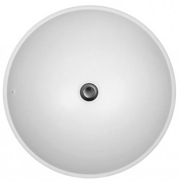 Rondo БелаяРаковины<br>Раковина-чаша Kolpa San Rondo круглая.<br>Размер: 45x14 см.<br>Материал: Kerrock. Это искусственный камень, в состав которого входят гидрооксид и полимерный соединитель базы акрила. Материал гипоаллергенен, отличается прочностью и имеет гладкую поверхность без пор, что препятствует размножению бактерий и облегчает уход за раковиной. Он огнеупорный и долговечный, устойчив к химикатам и механическим повреждениям.<br>Цвет: белый.<br>Со сливом-переливом.<br>Монтаж: накладная.<br>