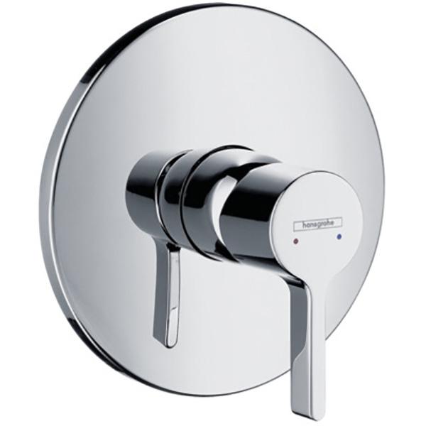 Смеситель для душа Hansgrohe Metris S 31665000 Хром смеситель для душа hansgrohe metris 31686000