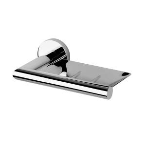 Nemox 6503-02 хромАксессуары для ванной<br>Подвесная мыльница Geesa Nemox 6503-02. Цвет: хром.<br>