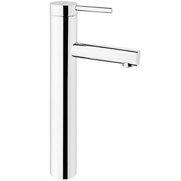 Pure A41265EXP ХромСмесители<br>Смеситель для раковины Vitra Pure A41265EXP высокий.<br>Особенности: <br>Ограничение напора и температуры воды,<br>Аэратор,<br>Максимальный расход воды: 9 л/мин.<br>В комплекте поставки: <br>Смеситель. <br>