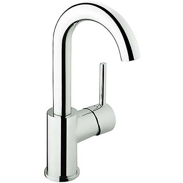 Minimax S A41999EXP ХромСмесители<br>Смеситель для раковины Vitra Minimax S A41999EXP.<br>Особенности: <br>Ограничение температуры и напора воды,<br>Аэратор,<br>Поворотный излив,<br>Керамический картридж,<br>Максимальный расход воды: 9 л/мин.<br>В комплекте поставки: <br>Смеситель. <br>