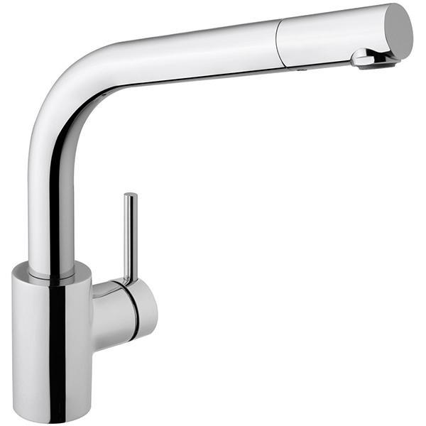 Pure A42089EXP (A42136EXP) ХромСмесители<br>Смеситель для кухни Vitra Pure A42089EXP (A42136EXP).<br>Особенности: <br>Поворотный излив на 360°,<br>Возможность установки ручки справа или слева от смесителя,<br>Ограничение напора и температуры воды,<br>Керамический картридж,<br>Максимальный расход воды: 9 л/мин.<br>В комплекте поставки: <br>Смеситель. <br>