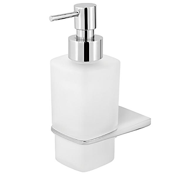Inspire A5036900  ХромАксессуары для ванной<br>Диспенсер для жидкого мыла AM PM Inspire A5036900. Монолитная латунь обеспечивает долговечность продукта и простоту в уборке.<br>