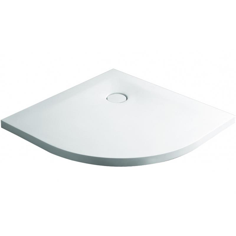 Душевой поддон из искусственного камня AM PM Spirit 90x90 Белый