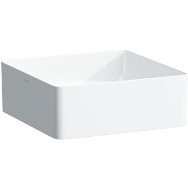 Раковина-чаша Laufen Living Square 36 8.1143.3 Белая раковина чаша laufen living square 8 1143 3 000 112 1 360х360 мм