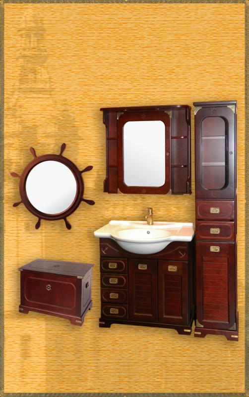 Ocean 85 НагалМебель для ванной<br>Мебель для ванной Два Водолея Ocean 85. Цвет нагал. В стоимость входит тумба. Все остальное приобретается отдельно.<br>