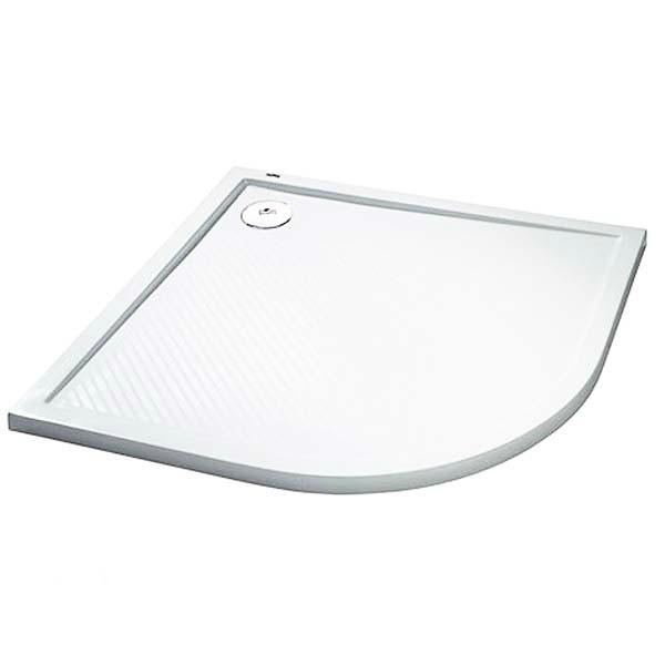 Purano 202151.055 Белый акрилДушевые поддоны<br>Поддон H&amp;#220;PPE PURANO 1/4 круга 900x900 мм, с противоскользящей поверхностью. Глубина: 26мм<br>