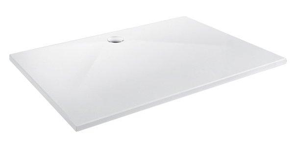 Easy step 215032.055 Белый искусственный мраморДушевые поддоны<br>Душевой поддон Huppe Easy Step из композитного материала на основе минерального литья. Форма модели поддона Easy Step допускает выполнение облицовки плиткой прямо на краю поддона.<br>