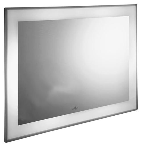 La Belle A336D500 зеркальное покрытиеМебель для ванной<br>Зеркало Villeroy&amp;Boch La Belle A336D500, светодиодная подсветка. Цена указана за зеркало и крепежный комплект. Все остальное приобретается дополнительно.<br>
