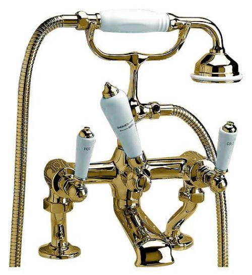 Dandy MARF40B ЛатуньСмесители<br>Смеситель для ванны врезной с лейкой и шлангом Devon&amp;Devon Dandy  Латунь.<br>
