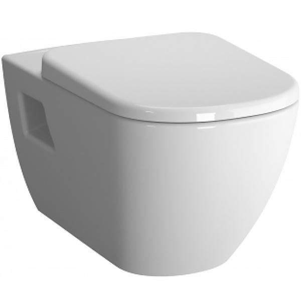 D-Light 5910B003-0075 подвесной без сиденьяУнитазы<br> Унитаз Vitra D-Light 5910B003-0075 подвесной.<br>Компактная модель унитаза из прочного сантехнического фарфора толщиной 18 мм.<br>Особенности: <br>Повышенная прочность издения: унитаз выдерживает нагрузку до 400 кг,<br>Унитаз изготовлен из сантехнического фарфора. Этот материал не впитывает грязь и сохраняет белизну долгие годы. <br>В комплекте поставки: <br>Чаша унитаза,<br>