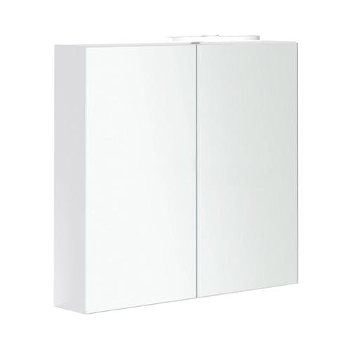 2Day2 A438F8 белый глянцевыйМебель для ванной<br>Зеркальный шкаф Villeroy&amp;Boch 2Day2 A438F8E4 с LED подсветкой.<br>