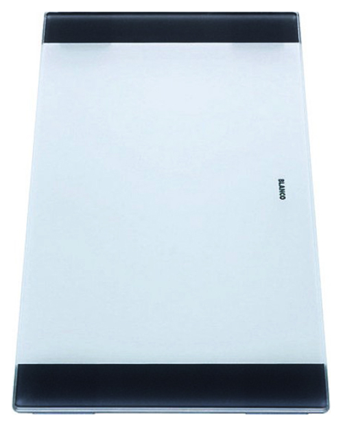 219645 белаяКухонные мойки<br>Разделочная доска Blanco 219645 из безопасного стекла.<br>