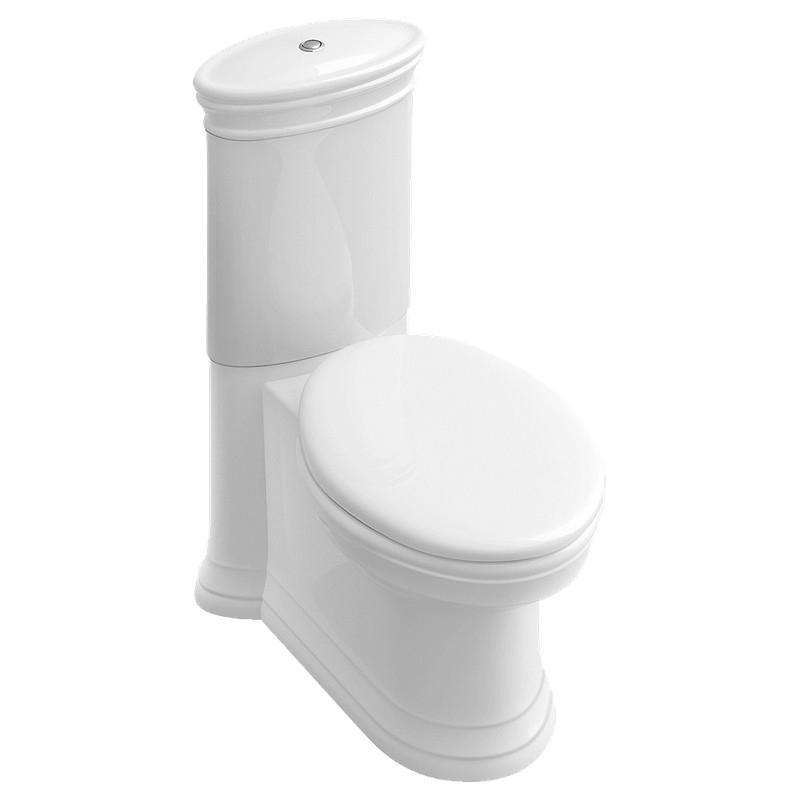 Amadea 769510R1 Белый альпин CeramicPlusУнитазы<br>Унитаз напольный Villeroy &amp; Boch Amadea 769510R1. Горизонтальный выпуск. Покрытие Ceramic Plus - особо гладкая поверхность, на которой не остаются загрязнения и пыль. Цвет белый альпин. Дополнительно Вы можете приобрести бачок, комплект креплений и сиденье с функцией Soft Close.<br>