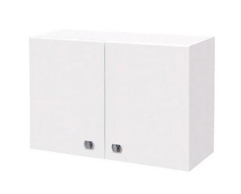 Нива 40х60 БелыйМебель для ванной<br>Шкаф подвесной двухдверный Onika Нива 40х60.<br>