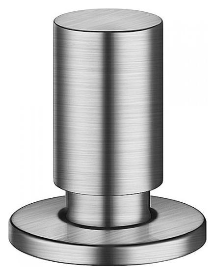226540 полированная нержавеющая стальКухонные мойки<br>Ручка управления клапаном-автоматом Blanco 226540 круглая. Отверстие для установки диаметром 35 мм.<br>