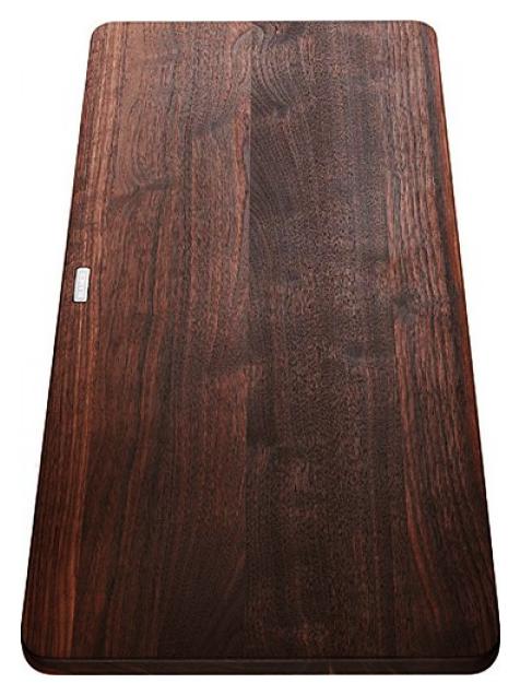 231703 орехКухонные мойки<br>Разделочная доска Blanco 231703 из массива ореха.<br>