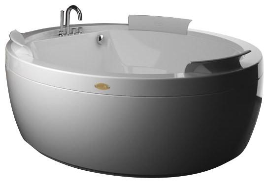 Акриловая ванна Jacuzzi Nova 180x180 9Q43-572A Top Aqs акриловая ванна jacuzzi j twin idro 9448 188a 170x86