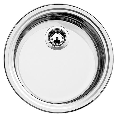 Rondosol 513306 нержавеющая сталь полированнаяКухонные мойки<br>Кухонная мойка Blanco Rondosol 513306 врезная. Монтаж в один уровень под столешницу. Для установки в шкаф шириной от 45 см. Нужно учитывать ширину пристеночного канта в случае установки мойки возле стены или пенала. Цена указана за мойку. Все остальное приобретается дополнительно.<br>
