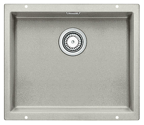 Subline 500-U 520658 жемчужнаяКухонные мойки<br>Кухонная мойка Blanco Subline 500-U 520658. Максимальный объем чаши благодаря современным технологиям производства и установки. Элегантный и гигиеничный перелив C-overflow®. Для установки в шкаф шириной от 60 см. Установка под столешницу в один уровень.<br>