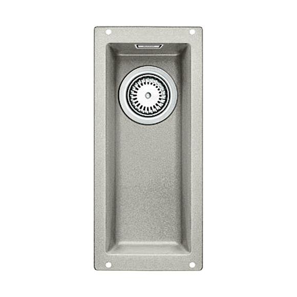 Subline 160-U 520643 жемчужнаяКухонные мойки<br>Кухонная мойка Blanco Subline 160-U 520643. Максимальный объем чаши благодаря современным технологиям производства и установки. Элегантный и гигиеничный перелив C-overflow®. Для установки в шкаф шириной от 30 см. Установка под столешницу в один уровень. Цена указана за мойку. Все остальное приобретается дополнительно.<br>