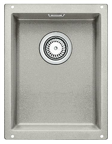 Subline 320-U 520644 жемчужнаяКухонные мойки<br>Кухонная мойка Blanco Subline 320-U 520644. Максимальный объем чаши благодаря современным технологиям производства и установки. Элегантный и гигиеничный перелив C-overflow®. Для установки в шкаф шириной от 40 см. Установка под столешницу в один уровень.<br>
